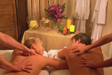 couples massage in london
